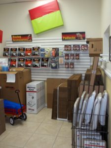 Kerrville Storage - moving supply room